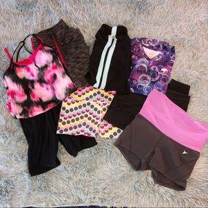 LOT 8 Womens Workout Clothes Nike Victoria Secret